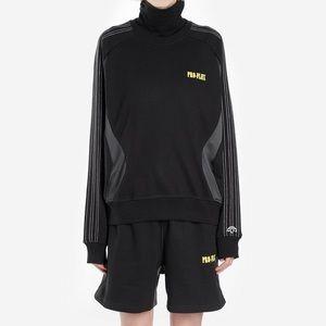 Alexander Wang x Adidas Turtleneck Hoodie